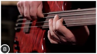 MARUSZCZYK JAZZUS FRETLESS BASSES | BassTheWorld.com