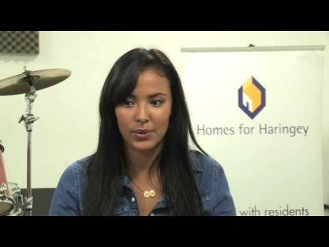 Maya Jama working in the music industry interview