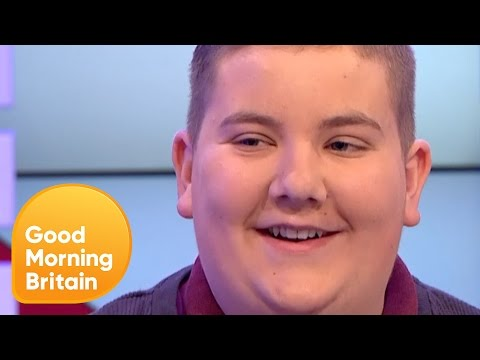 Former BGT Reject Kyle Tomlinson Gets Golden Buzzer In Incredible Comeback | Good Morning Britain