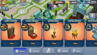 How To Hack Marvel Avengers academy ( free store, instant action, free character upgrades)