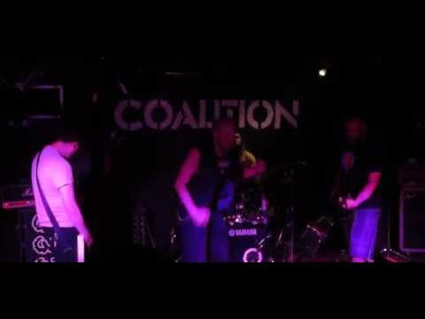 Bad Brains karaoke benefit show: Right Brigade, live @ Coalition, Toronto. June 3, 2016