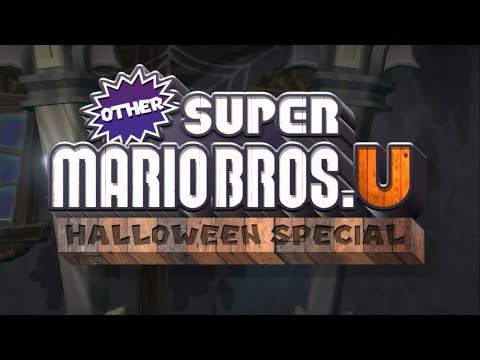 Other Super Mario Bros. U: Halloween Special - Reveal Trailer (Download + OST)