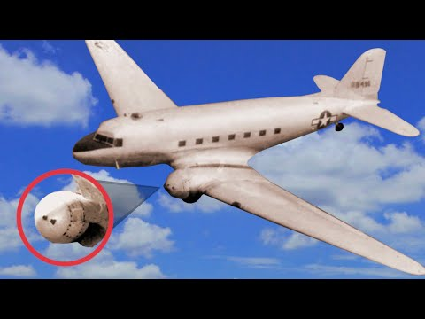 Was The DC-3 A Better Glider Than A ... Glider?