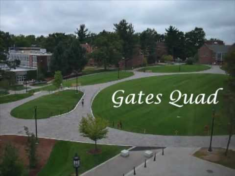 Vision Accomplished: Mather to Gates Quad in 90 Days (Trinity College, Hartford, Conn.)