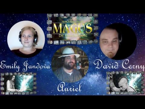 [WoD] Magus M20 - Die Verschwundenen von Prag - Part 1
