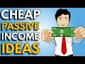 How To Make Passive Income with little money