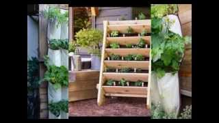 Vertical Garden Planters Design Ideas