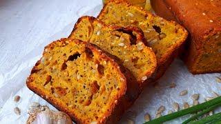 Тыквенный Хлеб.  Блюда из Тыквы Рецепты