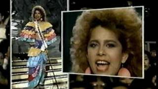 MISS UNIVERSE 1987 Opening & Parade Of Nations