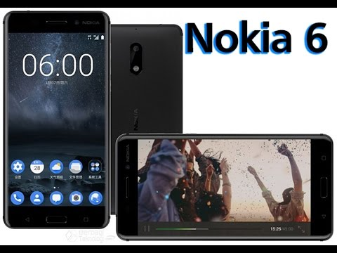 Nokia 6 - Preview/News Indonesia