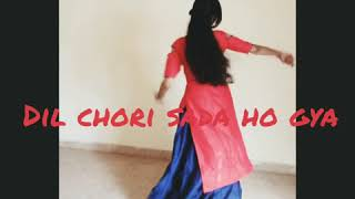 Dil chori sada ho gya..by Anshika Chaturvedi