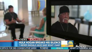 "Hulk Hogan - ""I Never Should Have Said What I Said"" FULL INTERVIEW"
