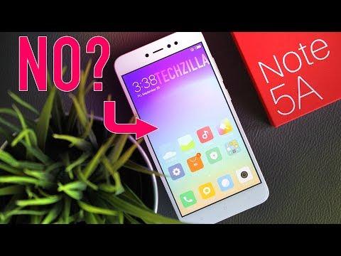 Dipende dal PREZZO 😰- Xiaomi Redmi Note 5A Recensione