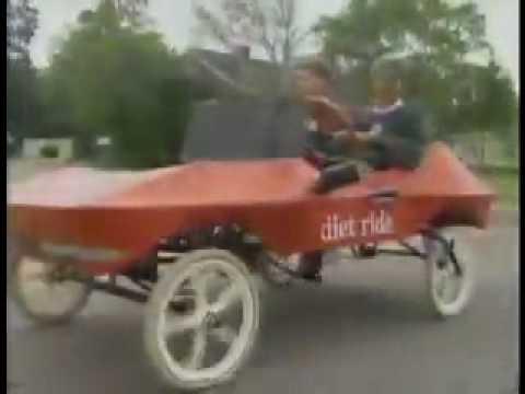 Pedal Car Plans Four Wheel Bike Plans Youtube