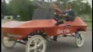 Pedal Car Plans | Four Wheel Bike Plans