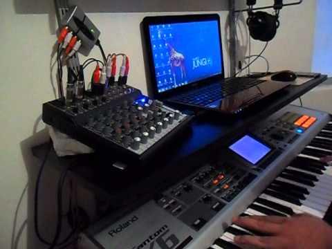 Sia Chandelier keyboard cover - YouTube