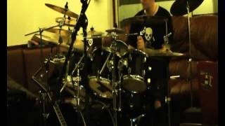 6  Aim & Destroy   Drum Solo By Levi Bromfield 16 08 2012