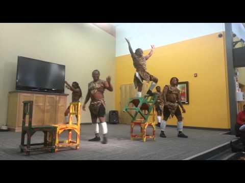 African Acrobats part 1