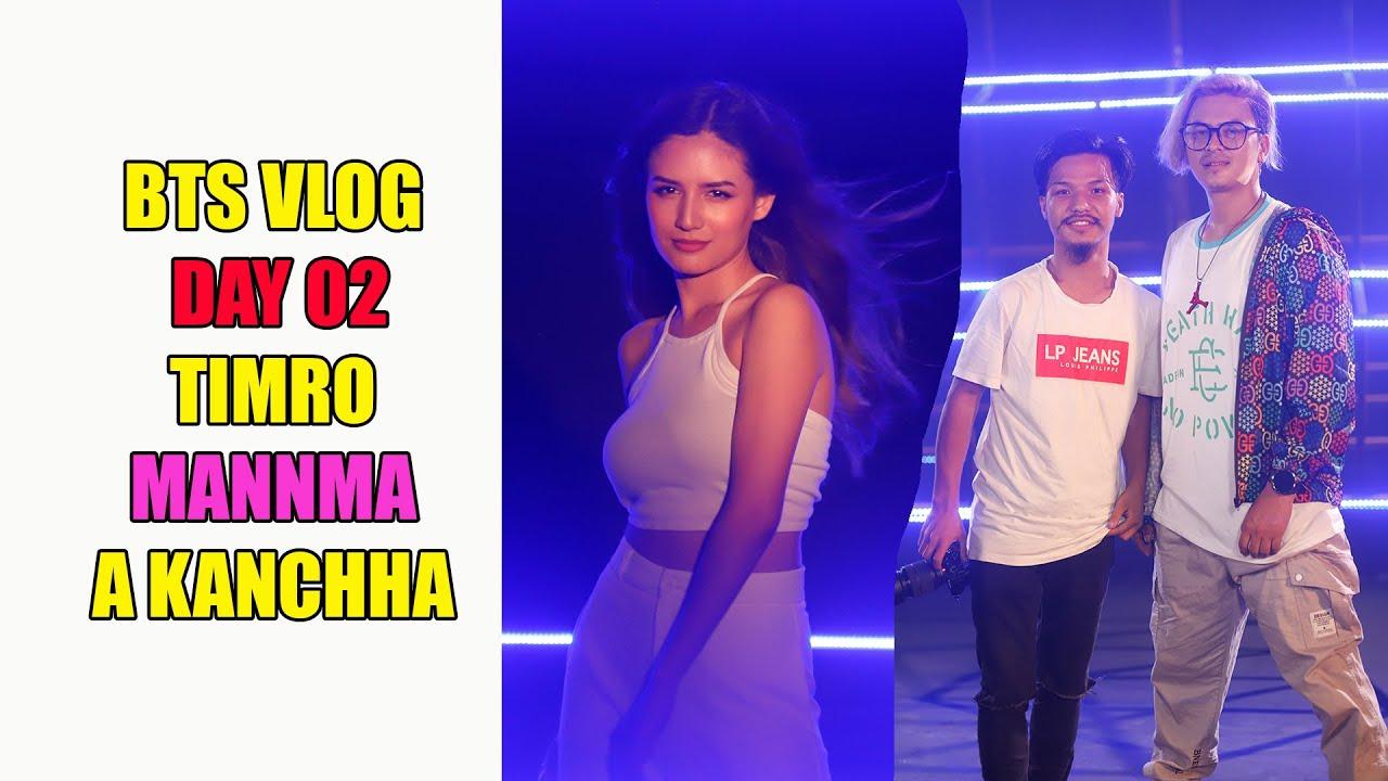 | Malika Mahat Paul Shah-Timro Mannma A Kanchha BTS Vlog Day 02 |