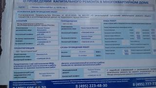 Капитальный ремонт многоквартирного дома в Москве