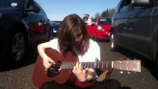 Gabrielle Aplin - Please Don't Say You Love Me (Live on The M1)