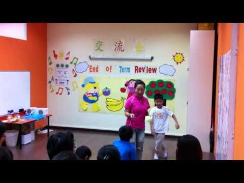 VIDEO  Tien Hsia  Charlotte Mid Term  2 June 2013