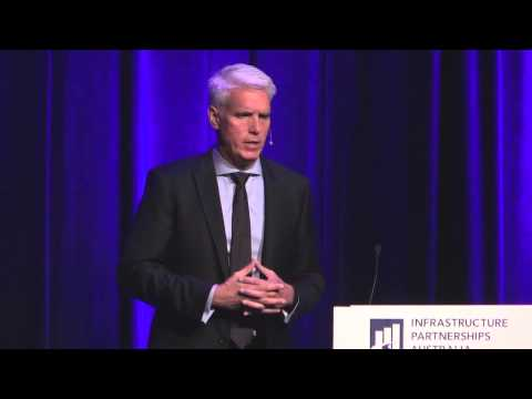 2015 Annual Infrastructure Oration - Scott Charlton, Chief Executive, Transurban