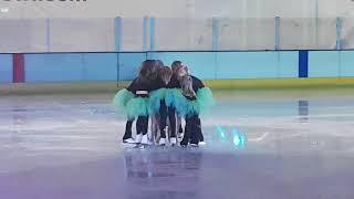 Princesses  on Ice