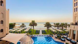 BAHI AJMAN PALACE HOTEL 5 Бахи Аджман Релас отель ОАЭ Аджман обзор отеля территория пляж