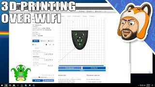 How to Install and Setup OctoPrint | WiFi 3D Printing on Raspberry Pi!