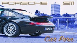 PORSCHE 911 CARRERA (993) | Car Porn