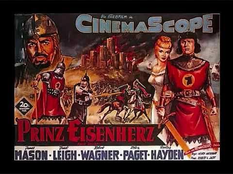 Prinz Eisenherz (1954) - Musik: Franz Waxman