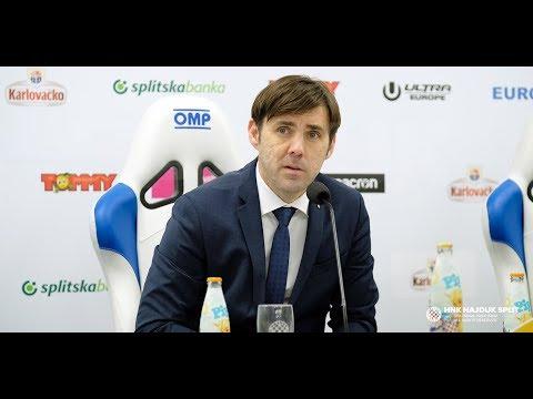 Trener Kopić nakon utakmice protiv Slaven Belupa