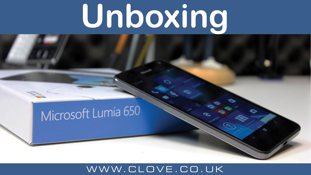 Microsoft Lumia 650 - Lumia умирает? - YouTube