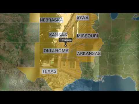 Earthquake Oklahoma : Magnitude 5.6 Oklahoma quake shakes up the Midwest