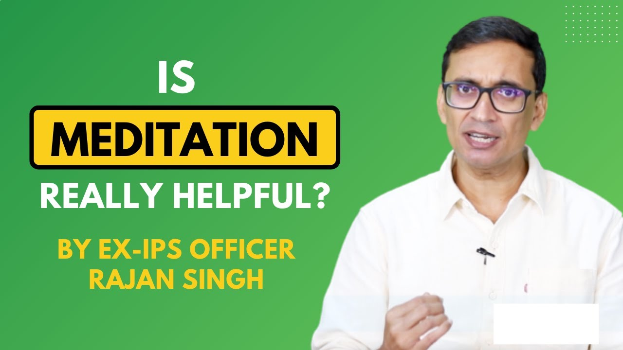 Why do we meditate? Is there really any benefit to meditation?