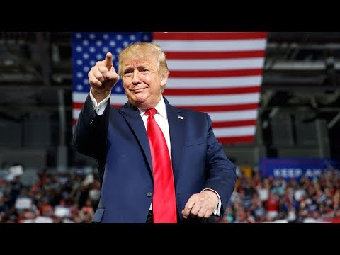 Watch Live: President Trump Holds Campaign Rally In Cincinnati | NBC News