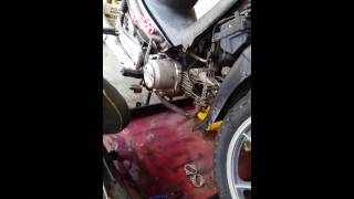 Extreme test selepas guna Polytron tanpa minyak enjin