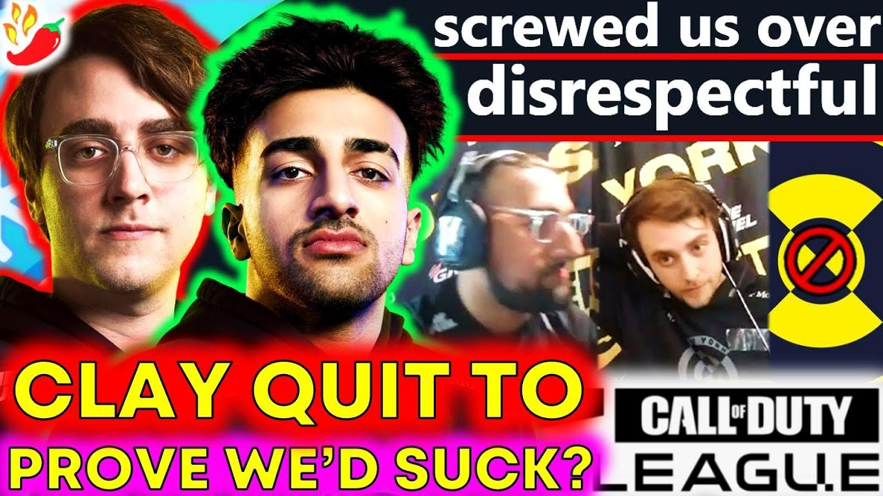 Asim CALLS OUT Clayster for QUITTING?!. ZooMaa RETURN to CDL? 🌶️
