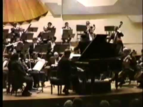 TIMOTHY DURKOVIC: Tchaikovsky Piano Concerto No. 1, Part 3 of 3