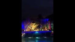 Serenity Sanctuary's Back Yard Lights in Maricopa, Arizona, USA