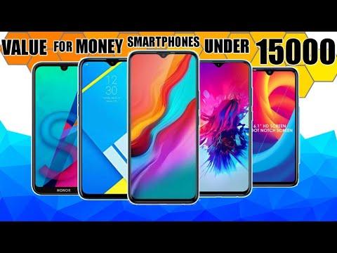 Top 5 Best Smartphone Under 15000 In Pakistan🇵🇰| October 2019 🔥🔥