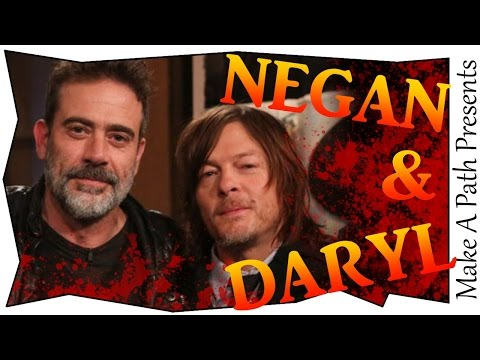Negan & Daryl? Comic Carl Loses Story to Daryl? The Walking Dead Season 7