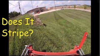 Mowing With Ferris Z3X 52''
