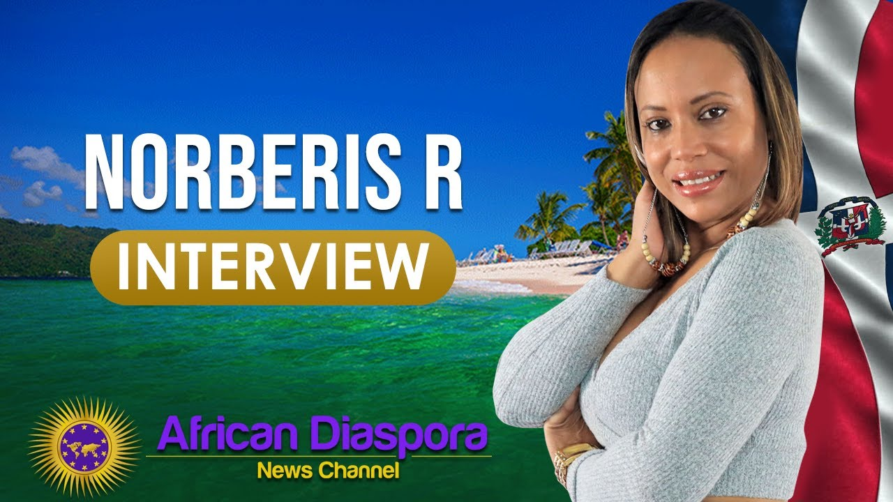 Norberis Speaks On Media's Smear Campaign Against Blk Americans & Dominicans Not Identifyin