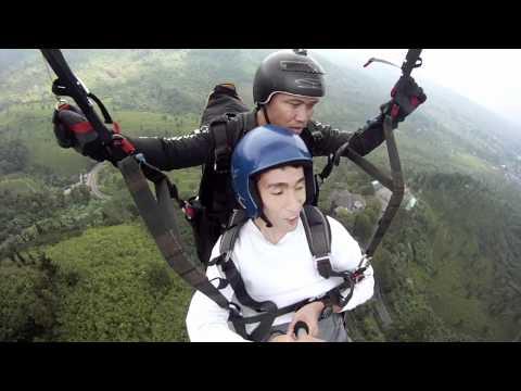 Bandung Paragliding