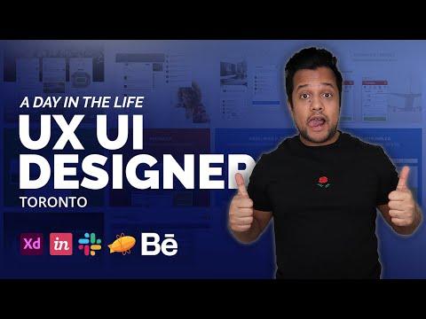 UX Designer Toronto - My life as a Designer and Entrepreneur