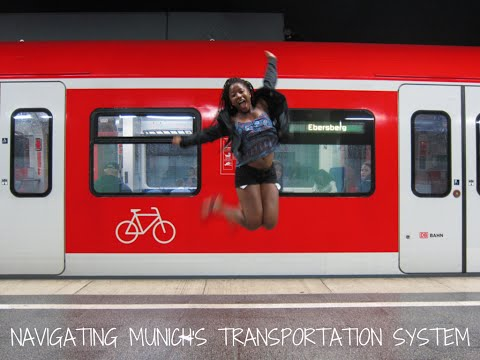 Munich in a Minute: Navigating Munich's Transport System