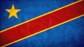 """National anthem of the Democratic Republic of the Congo """"Debou…"""