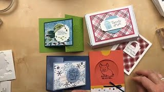 7/30/20 Thursday Night Stamp Therapy + Stamp Along with Me